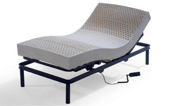 LUSOCOLCHÃO Electric Adjustable Single Bed
