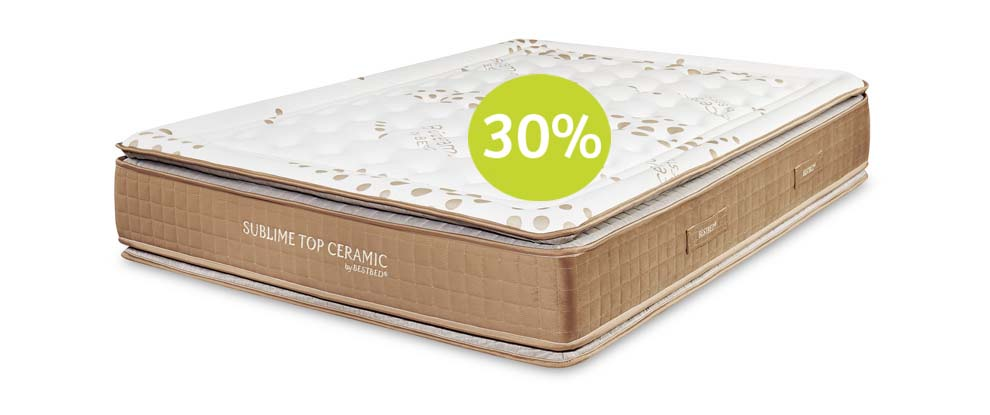 Colchão BESTBED Sublime Top Ceramic