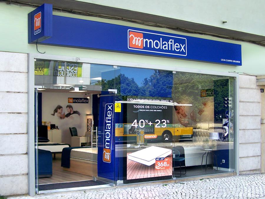 Loja Molaflex Campo Grande
