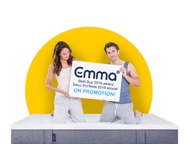 EMMA mattress on Promotion